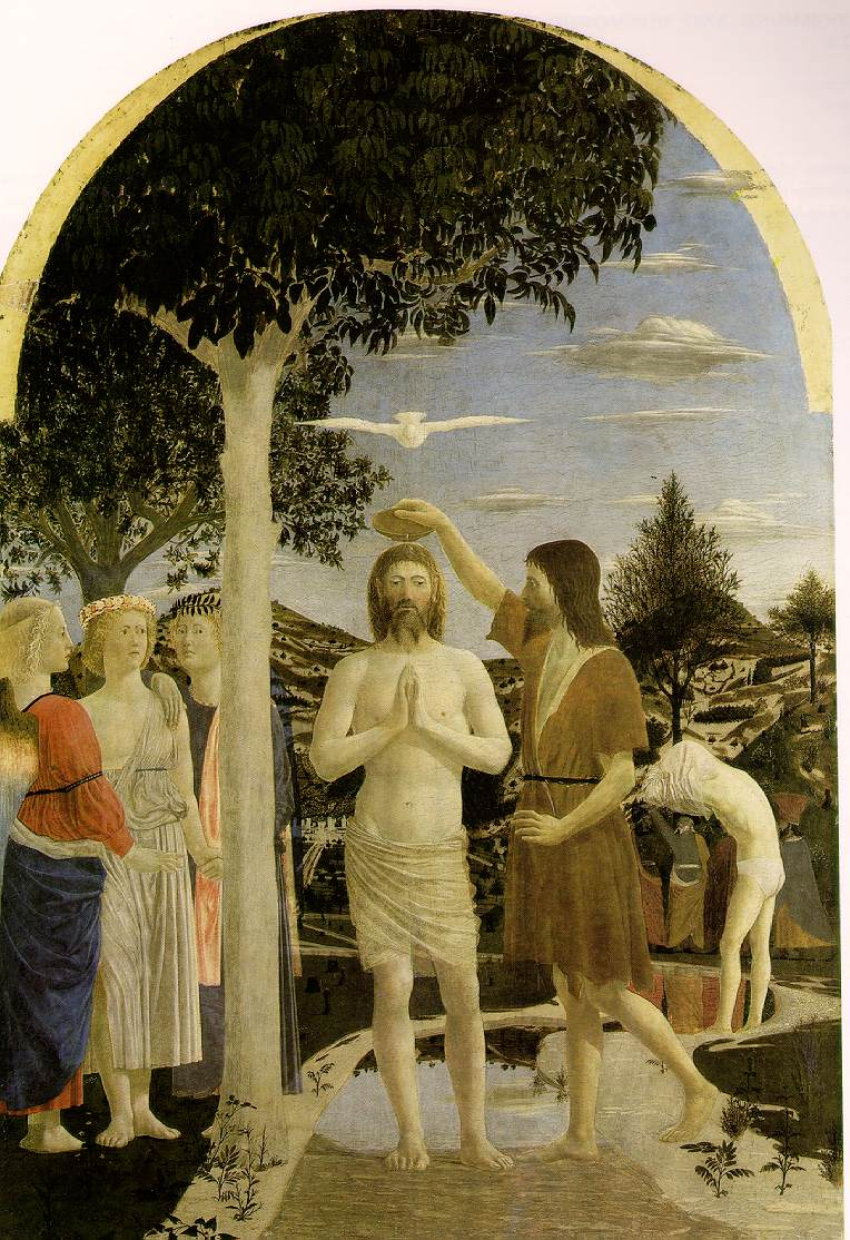 Piero della Francesca's The Baptism