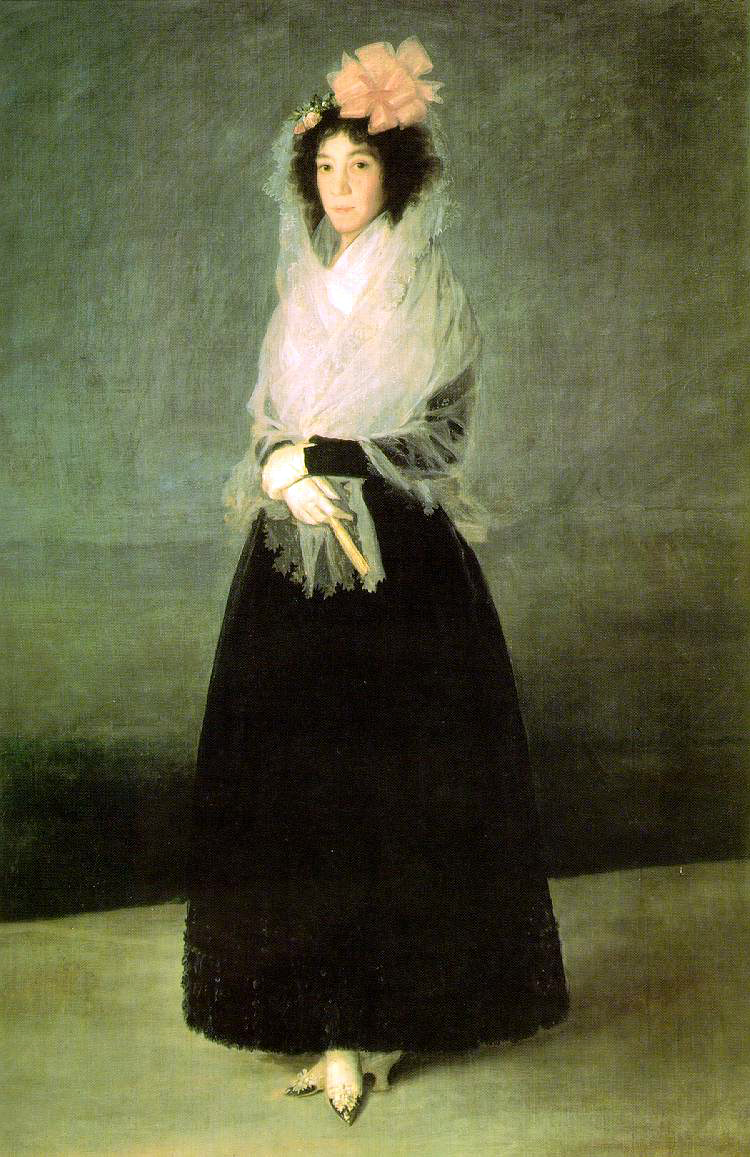Goya's The Countess of Carpio