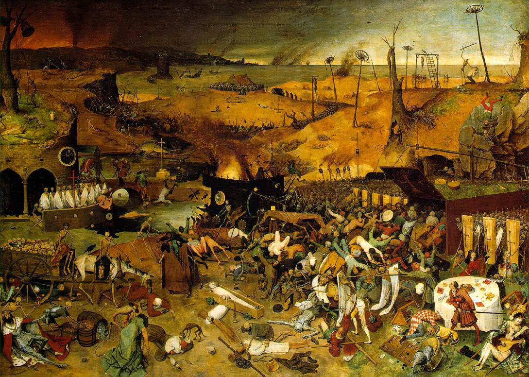 Bruegel's Triumph of Death