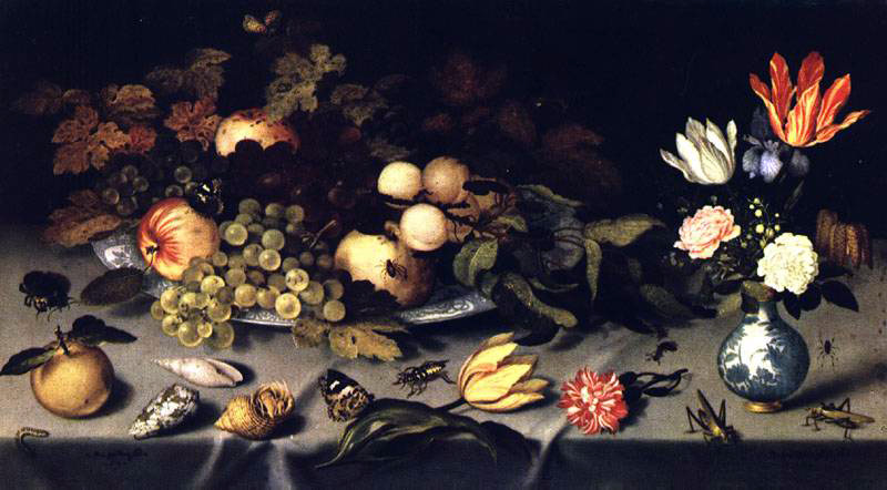 van der Ast's Flowers and Fruit