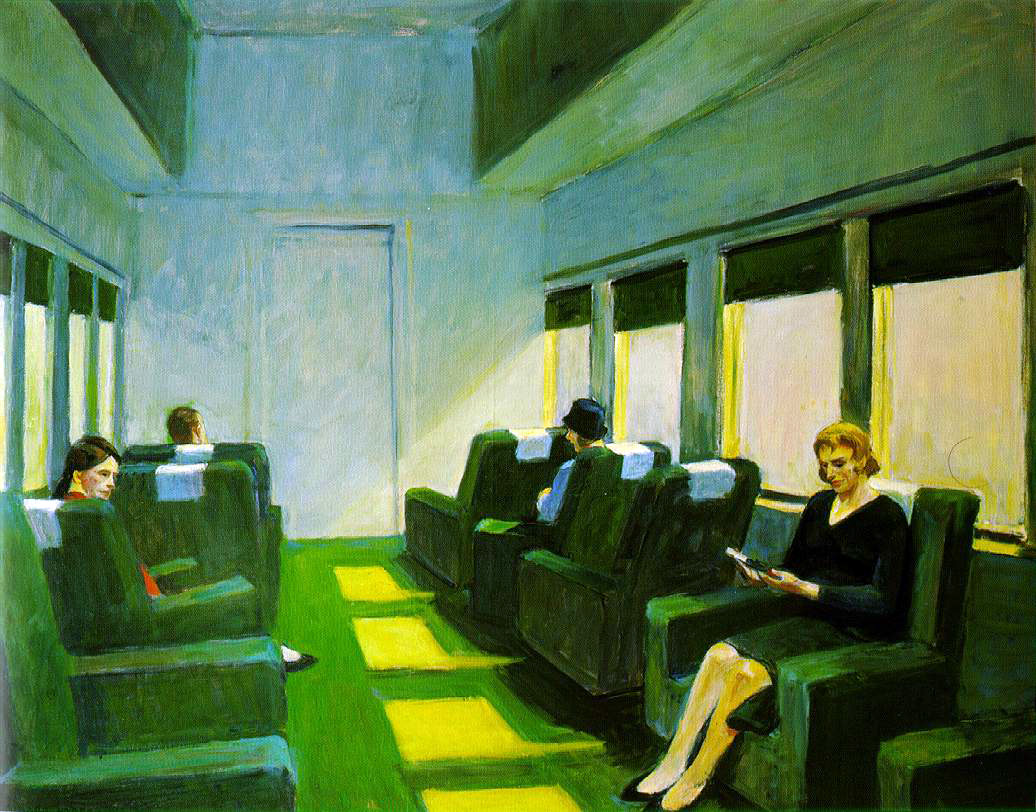 Hopper's Chair Car