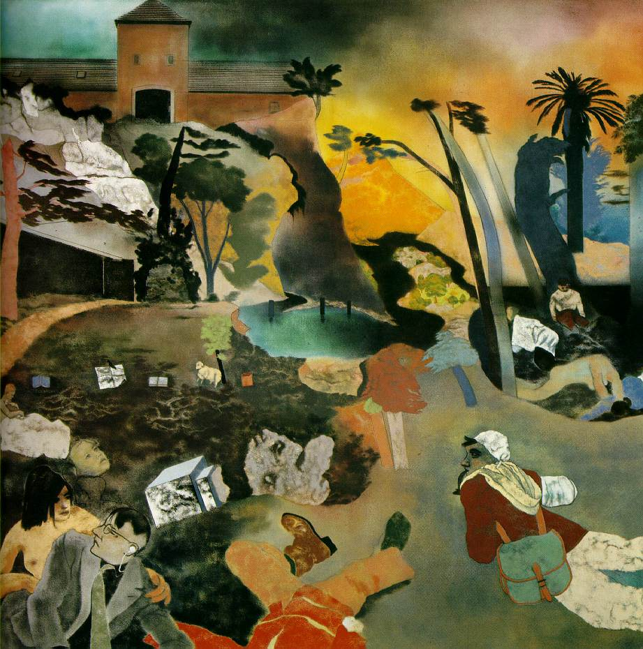 Kitaj's If Not, Not