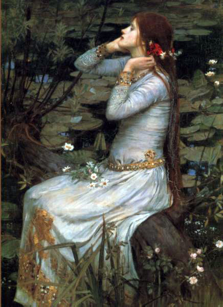 Waterhouse's Ophelia