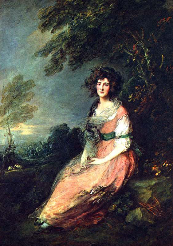 Gainsborough's Mrs. Richard Brinsley Sheridan
