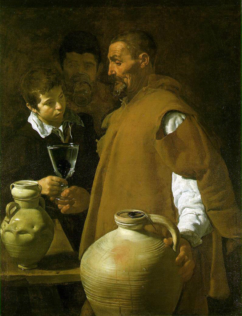 Velazquez's Waterseller of Seville
